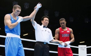 2012 Olympics Boxing in London