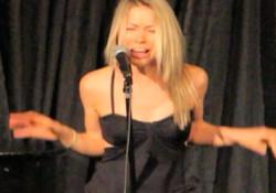 GiGi Dubois doing Stand Up Comedy