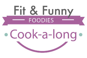 Fit & Funny Foodies Logo