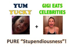 Yum Yucky and GiGi Eats Celebrities Collaborate!