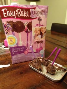 Easy Bake Oven Fail
