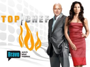 Top Chef, Padma and Tom