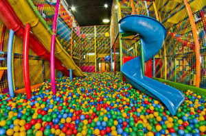 Ball Pit of a Play Place