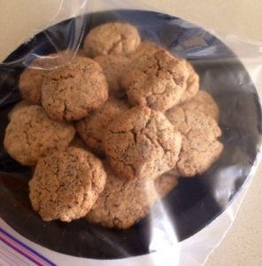 Coconut Sugar Cookies