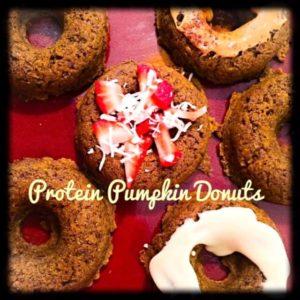 Sugar, Dairy, Gluten, Soy, Nut Free Donuts!