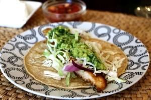 Swai Fish Taco