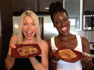Poppin' Tarts in the Kitchen with Gigi Eats Celebrities