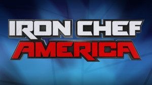 Iron Chef American logo