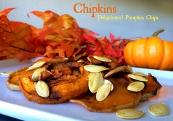 Pumpkin Chips, called Chipkins
