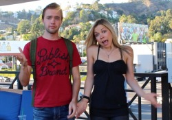 Ryland Adams and GiGi Dubois looking for love in Hollywood