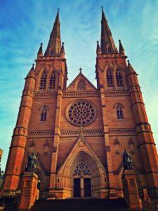 Saint Mary's Church Hyde Park
