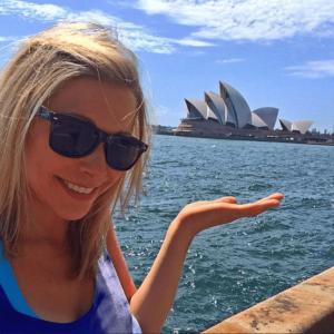 Sydney Opera House Selfie