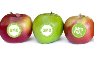 GMO Labeling on apples