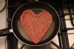 heart-shaped-meat