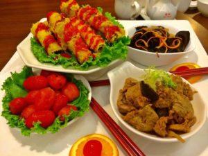 Vegetarian Cuisine Buddha Eats