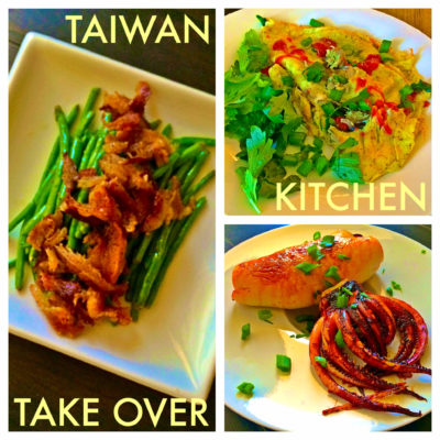 Taiwan Kitchen Takeover