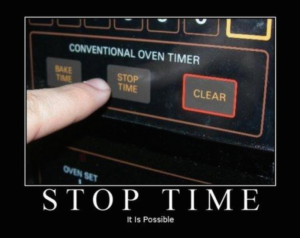 Microwave-Stop-Time