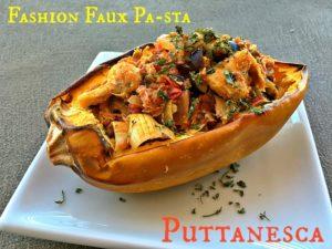 Faux-Pasta-Puttanesca