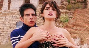 Penelope Cruz's ASSETS GRABBED By Ben Stiller  ZOOLANDER 2 web