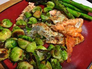 Salmon-Skin-Dinner