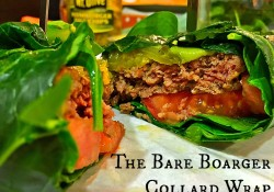 Wild Board Burger Wrap 1