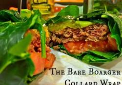 Wild Board Burger Wrap 1