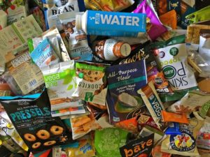 Natural Food Expo Snacks 2016
