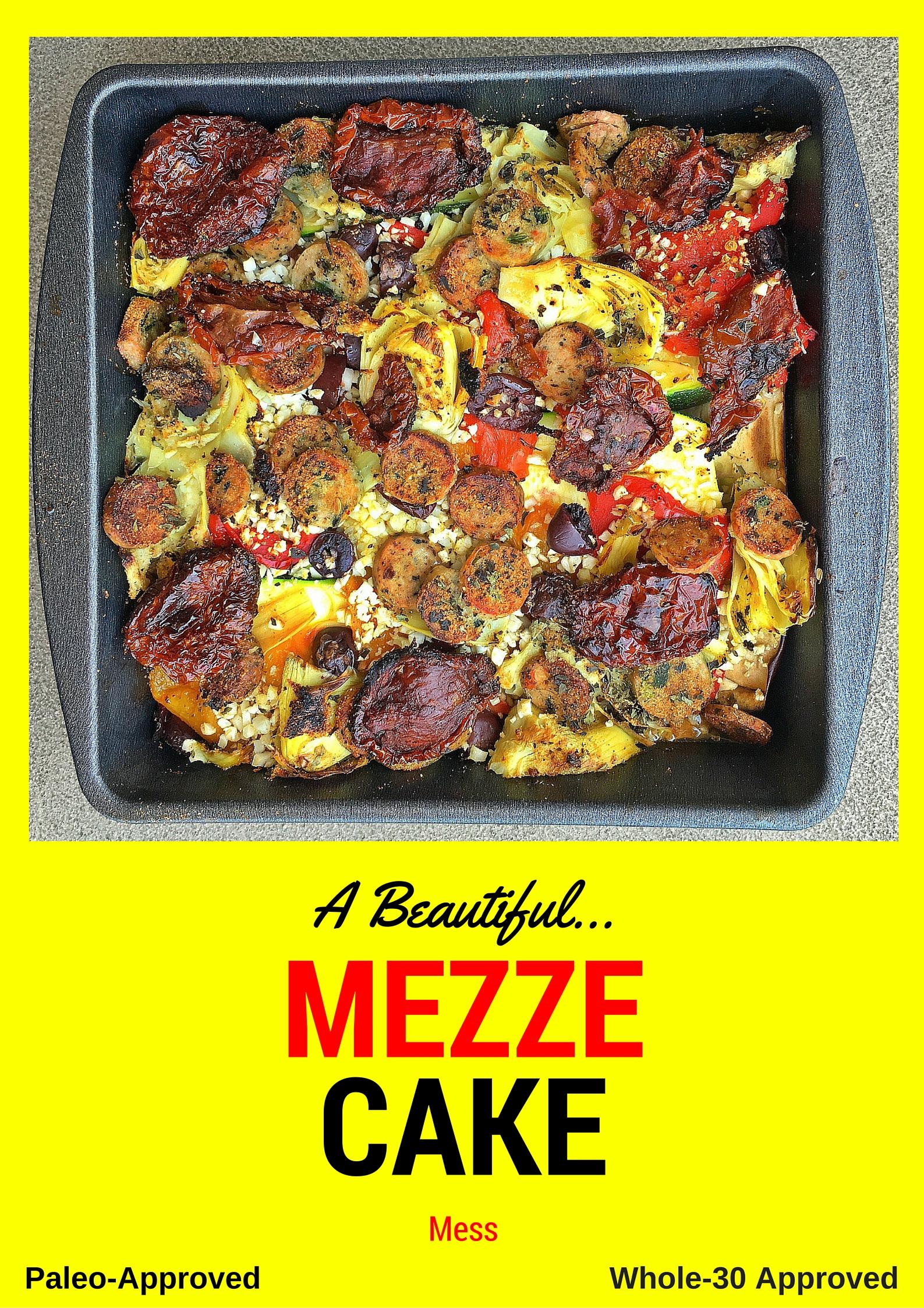 Mezze Cake