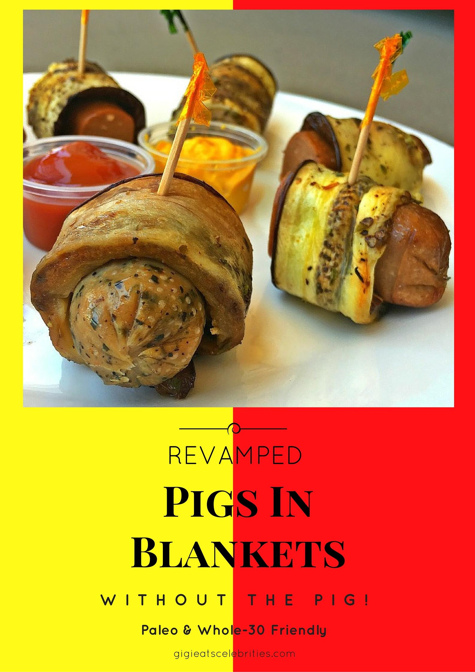 Pigs In A Blanket Revamped