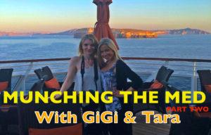 Munching The Med: Part Two (Katakolon, Corfu, Cooking & The Slots)
