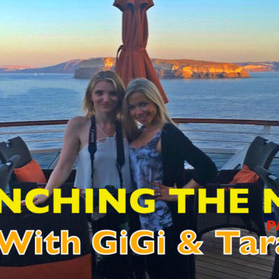 Munching The Med: Part Two (Katakolon, Corfu, Cooking & The Slots)