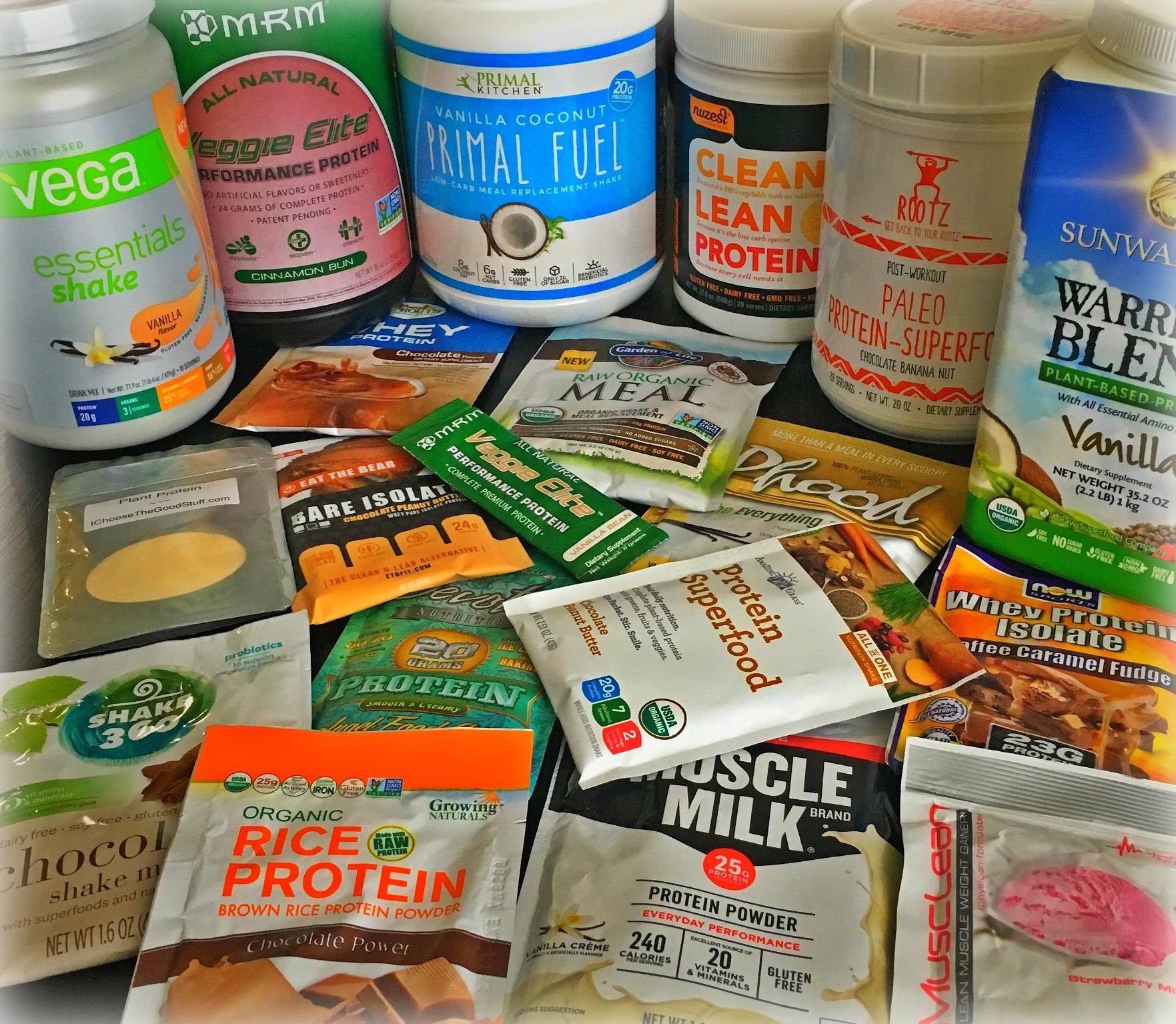protein-powders