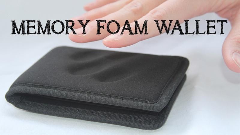 memory-foam-wallet