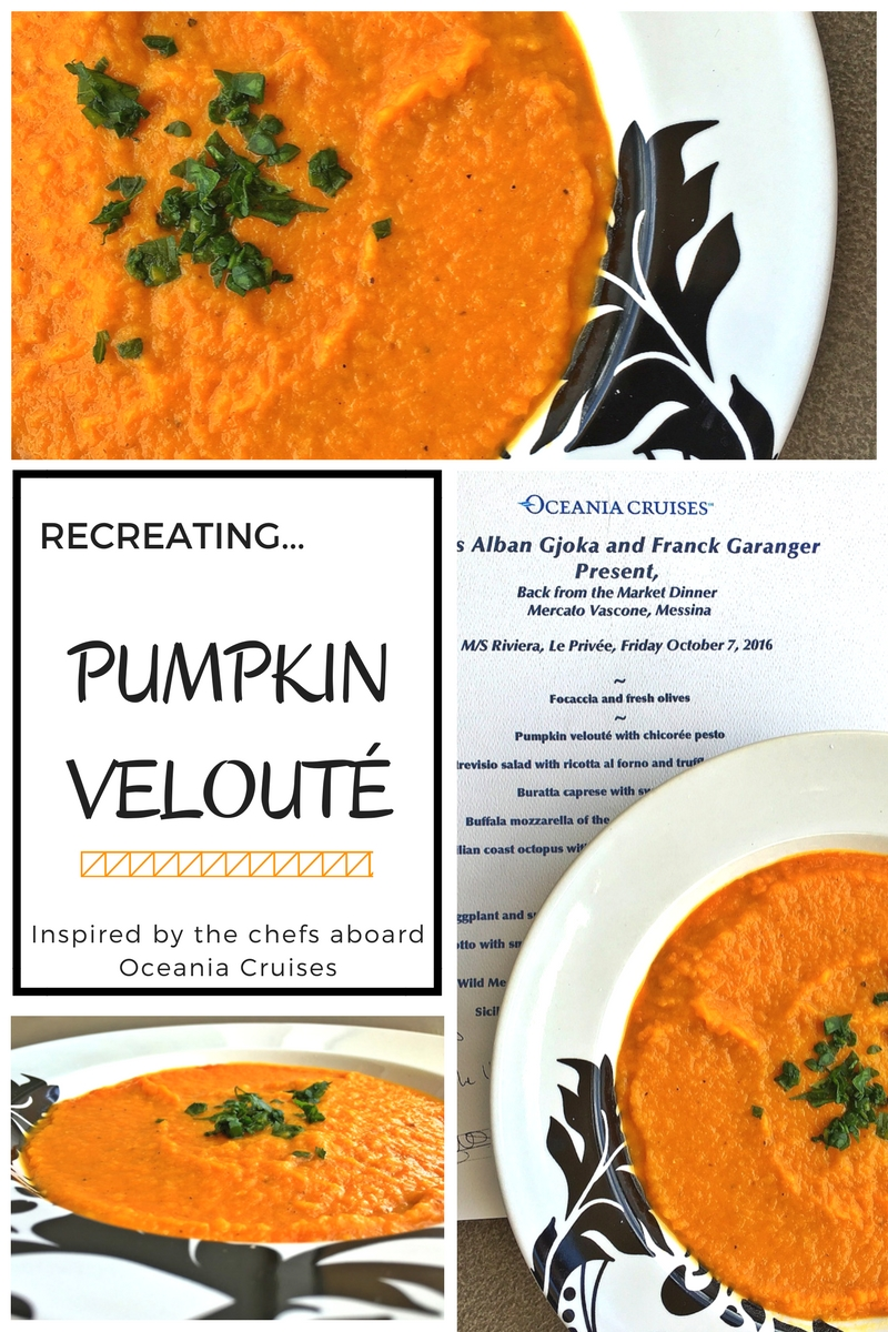 Pumpkin Soup Collage