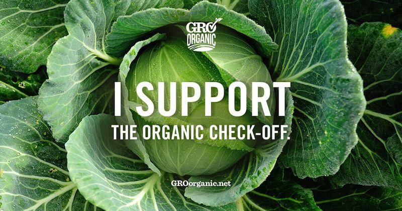 Gro Organic Check Off Program