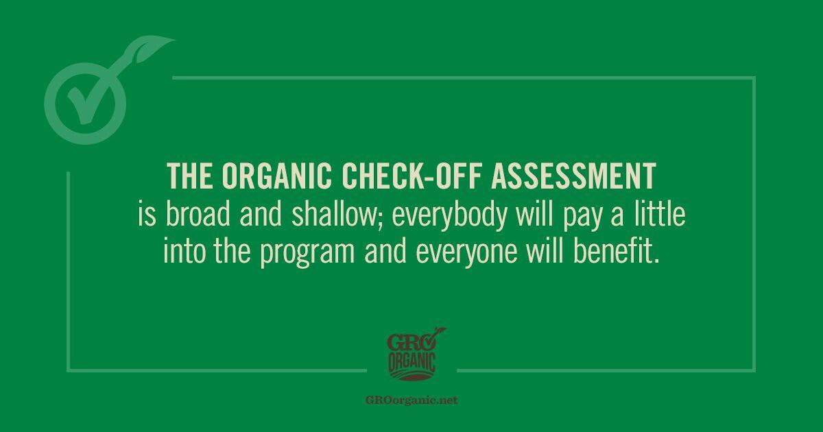 Gro Organic Everyone Will benefit