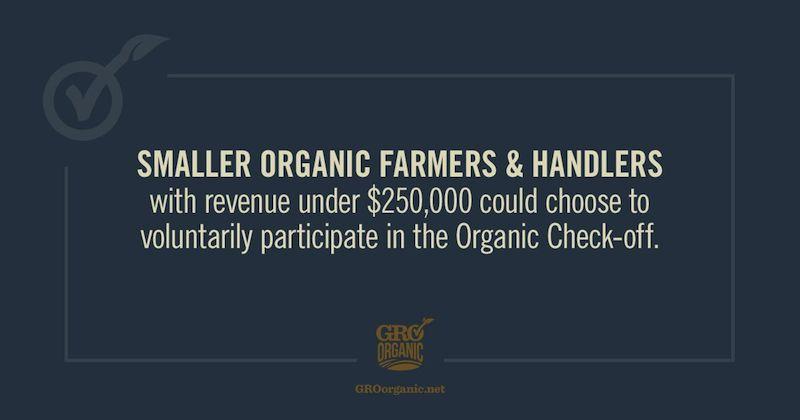 gro organic farmers