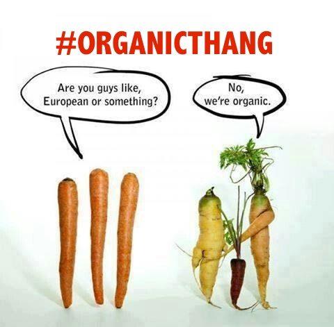 organic funny