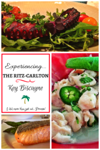 Getting Ritzy at The Ritz-Carlton
