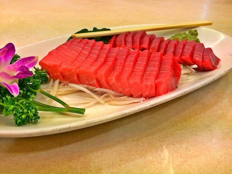 Taiwan Sashimi