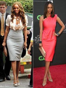 Fat Tyra Banks, Skinny Tyra Banks