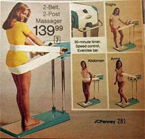 1960s Exercise Fads