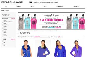 Shop Lorna Jane