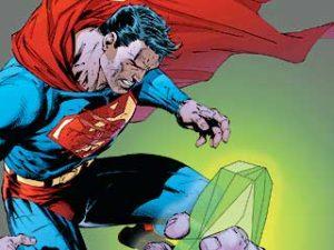 Superman and Kryptonite