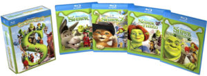 All of the Shrek Movies