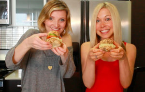 Meat Bagels with Tara and GiGi