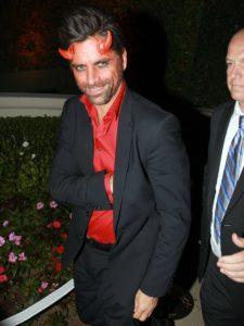 John Stamos as a Devil