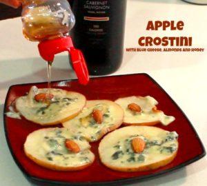 Apple Crostini