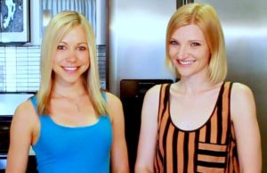 GiGi and Tara #BRAGYOURPLATE