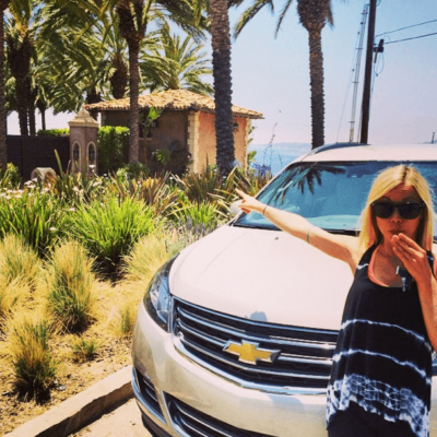 Traversing Los Angeles with Stacy! #ChevyFitTrip